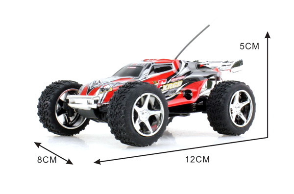 Free Shipping Wltoys L949 Racing Remote Control R/C Mini Racer Car  Red Color Contorled By iPhone iPad iPod