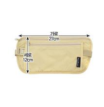 PY038 Waist Packs Security Hidden Travel Wallet Pouch Money Belt Passport Holders Change Leisure Safe Strap