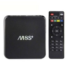 2016 New M8S+/M8S Plus DVB-T2 4K HD 2GB 8GB Quad Core Android 5.1 TV Box Smart IPTV WiFi XBMC KODI Fully Loaded US