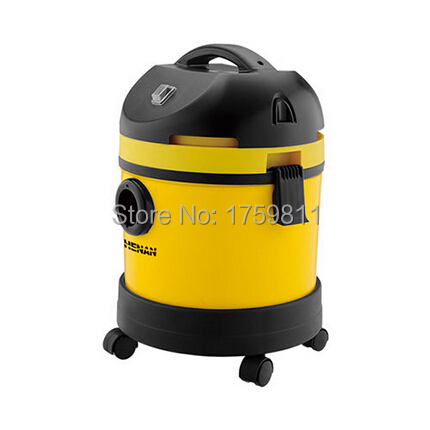 2015 Hot Selling Once-and-for-all Hepa Filter Blow&Sucking Cyclonic Vacuum Cleaner Best Christmas Gift 1600W 20L Free Shipping(China (Mainland))