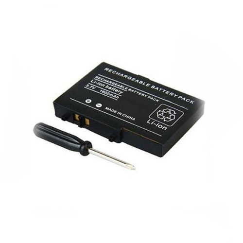 1600mAh 3.7V Rechargeable Lithium-ion Battery + Tool Pack Kit for Nintendo DSL NDS Lite(China (Mainland))