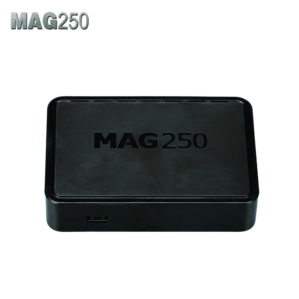 Best Linux IPTV box, Mag 250 ip tv set top box, Media player support Wifi usb connector / Cable Not include IPTV account, mag250(China (Mainland))