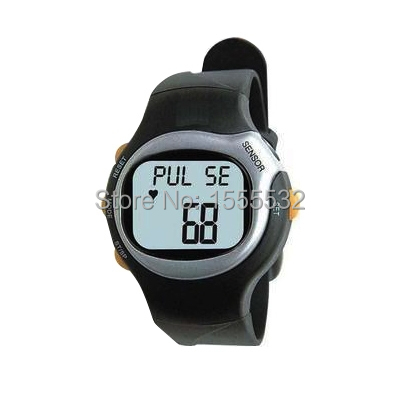 Leading fitness, men and women clcok watch 2015 6 1 case of cardiac pulse monitoring calories countor the movement of the watch(China (Mainland))