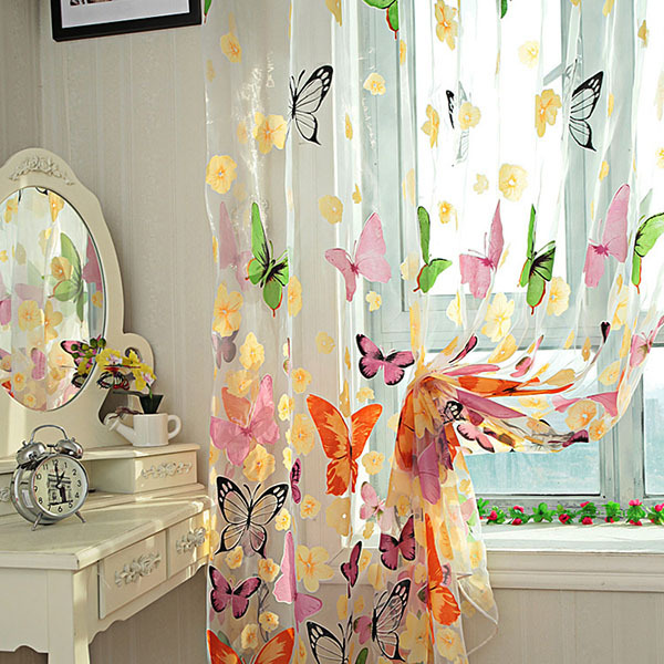 Voile Curtains See Through - Best Curtains 2017