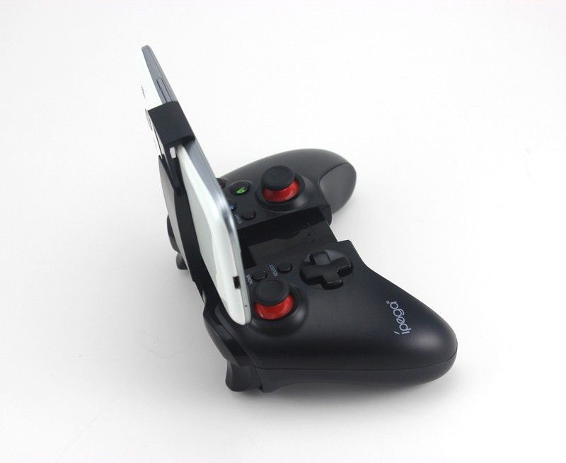 Hot Free Shipping ipega pg-9037 wireless bluetooth game controller pc gamepad joystick for android  controller