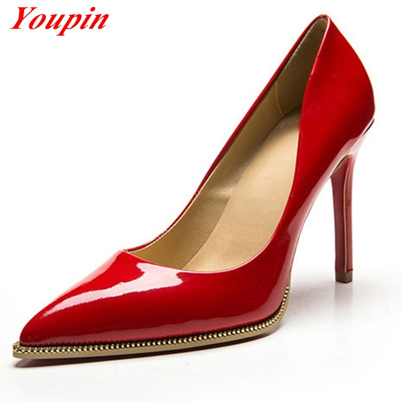 2014 spring and summer fashion brand high heels, sexy British style fashion shoes size 34-39 burst models<br><br>Aliexpress