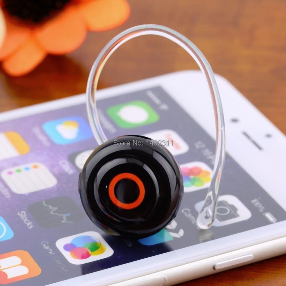 Universal for All Phone Mini Wireless Bluetooth Earphone Stealth Earphone Phone Headset Handfree Bluetooth Headphones With Mic