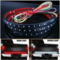 49 Inch 1 2M 2 5W stop Signal Flexible Truck Car LED Strip Light Lamp 72SMD