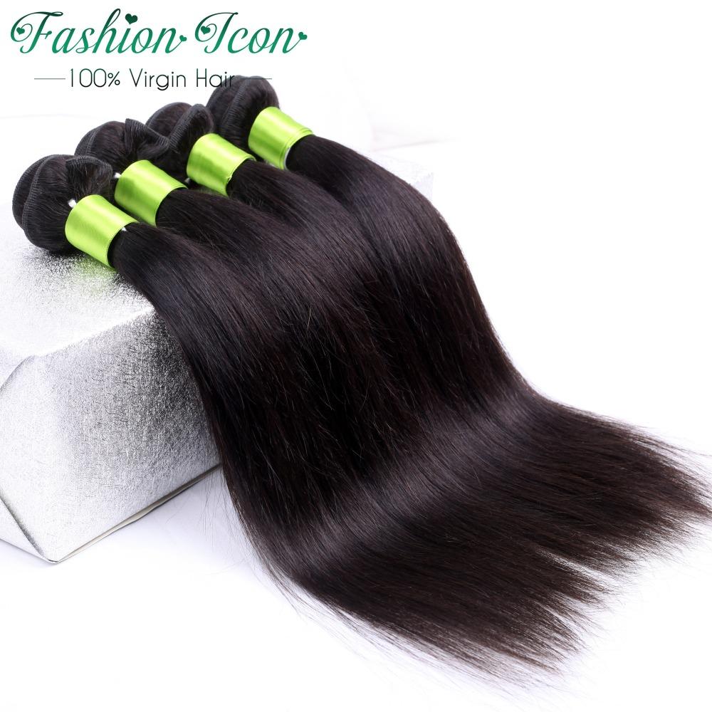 Queen Hair Store Unprocessed Malaysian Straight Hair Free Shipping 4 Bundles Malaysian Straight Hair,100% Human Hair Weaving<br><br>Aliexpress