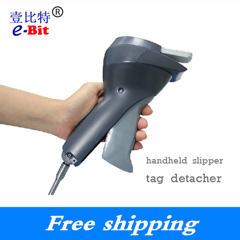 EAS detacher super security tag detacher gun , handheld slipper tag remover with free shopping(China (Mainland))
