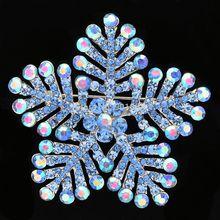 Броши  от Crystal Jewelry для женщины, материал Горный хрусталь артикул 32399821563
