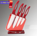 Newest High Quality Ceramic knife 6pcs Gift Set 3 inch 4 inch 5 inch 6 inch
