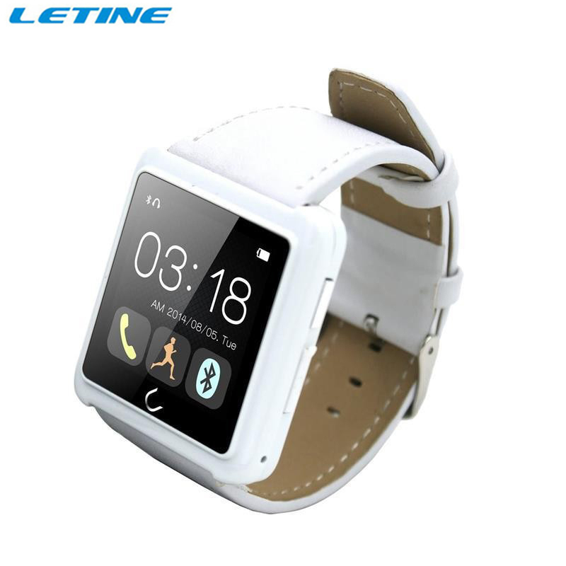 New  U10 U Watch Waterproof Bluetooth Smart Android Watch Bracelet Anti-lost For Android Phones Samsung LG HTC Xiaomi Huawei