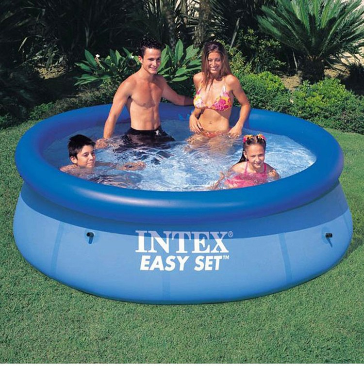 Intex Swimming Pool Children Inflatable Swimming Pool Suit For Family Water Fun 3 Size To