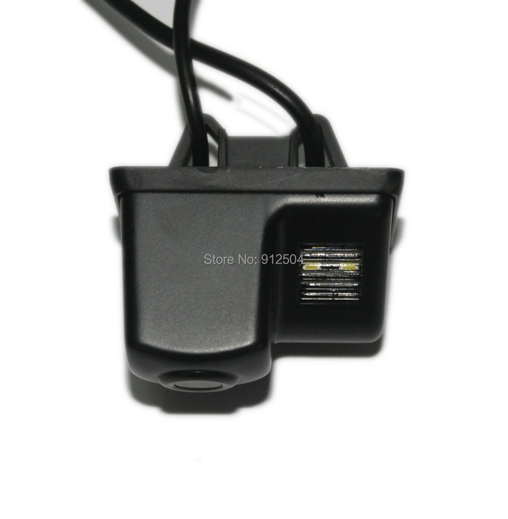 CCD Color Car Reverse Rear View Parking Back Up Camera for MAZDA 3/6 Pentium B70(China (Mainland))