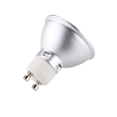 SZS Hot 10 GU10 Warm White 27 SMD LED Dimmable Spot Light Lamp Bulb Energy Saving 4W(China (Mainland))