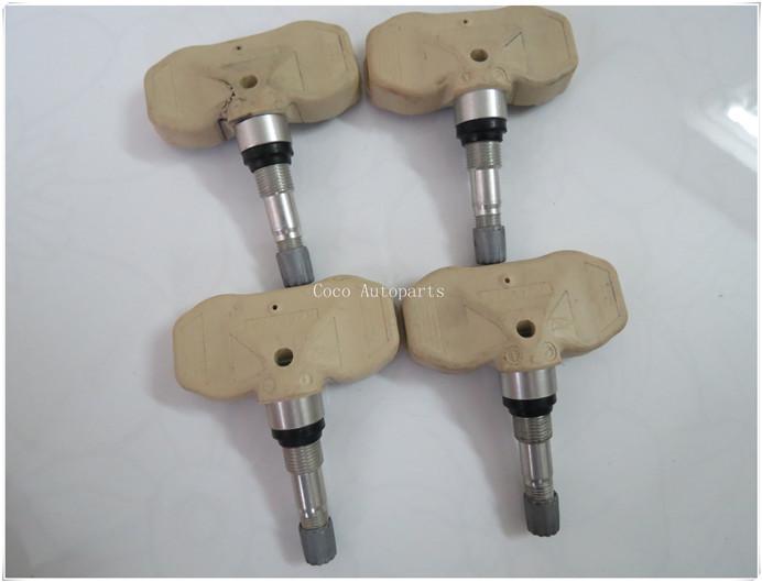 Free Shipping 4Pcs/Lot Original Tpms Sensor OEM 15114379 For Chevrolet /Silverado /Tahoe /GMC /Sierra /Escalade Schrader(China (Mainland))