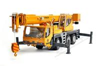 Free shipping Alloy car models car model huayi hy large cranes crane truck model toy /baby toy