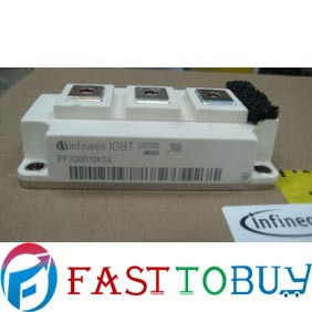 IGBT Module FF200R12KS4 1200V 200A Infineon for high-frequency switching Stock New Free Shipping<br><br>Aliexpress