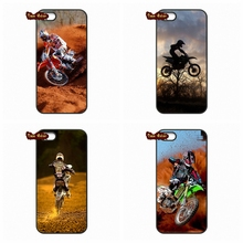 For Huawei Honor 3C 4C 6 7 Ascend P6 P7 P8 Lite P9 4X 5X G7 G8 Plus Mate 8 Dirt Bikes motorcycle race Moto Cross Cover Case(China (Mainland))
