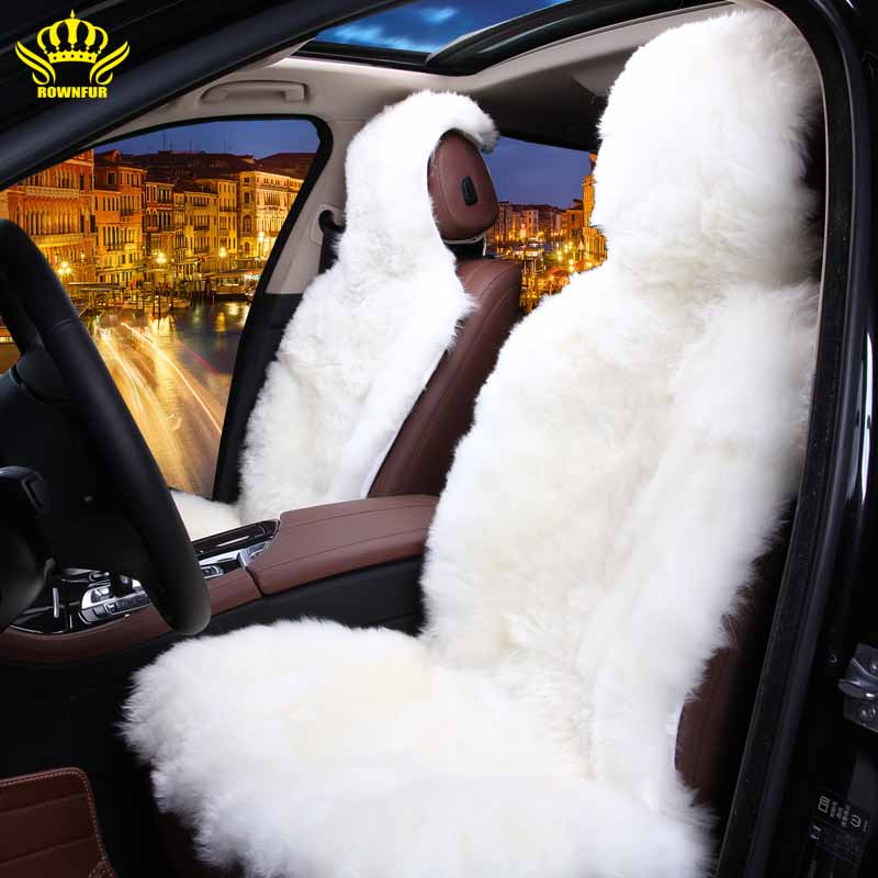 Halfords Sheepskin Car Seat Covers