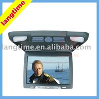 X1418 - 14.1 inch car roof mount lcd monitor 16:9