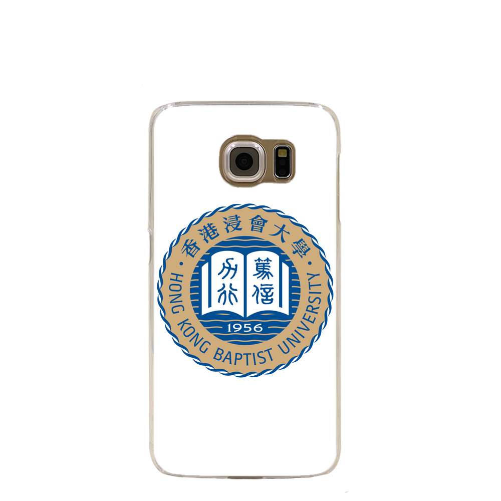 12200 Hong Kong Baptist University cell phone case cover for Samsung Galaxy S7 edge PLUS S6 S5 S4 S3 MINI(China (Mainland))