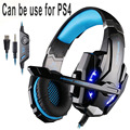 gaming headset ps4 kotion each g9000 earphone Gaming headphones with microphone mic For xbox one computer