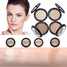 IMAGIC Professional Cosmetic Pressed Powder 4 colors Mineral Powder Puff Minerals Makeup tools Make Up For Beauty(China (Mainland))