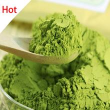 Promotion ! 100g Japanese Matcha Green Tea Powder 100% Natural Organic slimming tea reduce weight loss food  wholesale(China (Mainland))