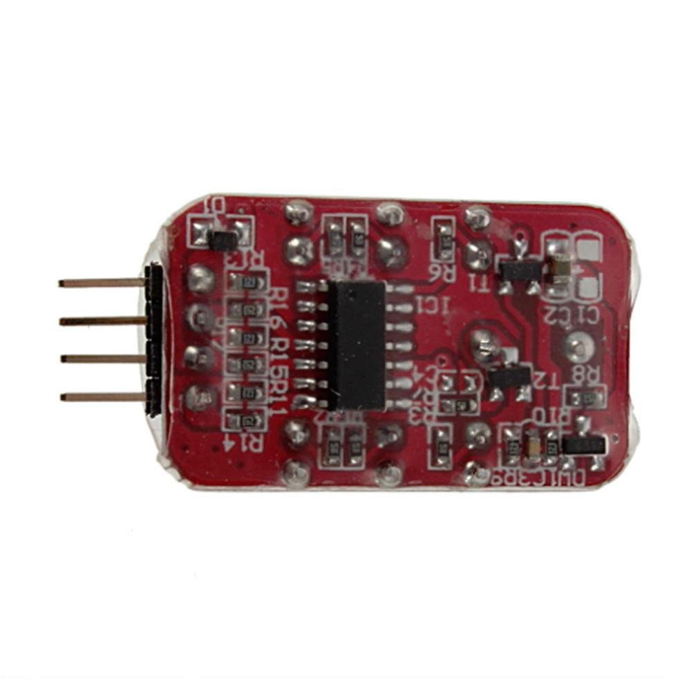 7.4V-11.1V 2S-3S Cell Lipo Battery low voltage Alarm Buzzer Speaker LED indicator Worldwide New Hot!