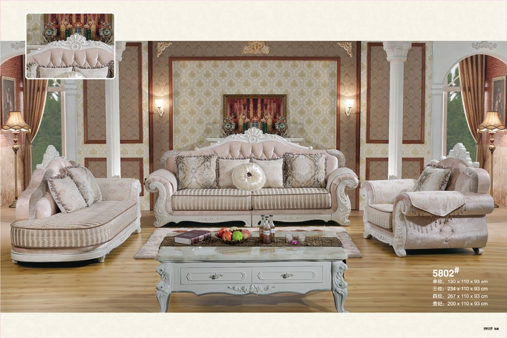 2016 Real Hot Sale Armchair Chaise Bean Bag Chair Home Furniture Sofa Set Living Room With