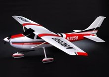 Cessna 182 - 40 RTF EPO/1400mm without lipo battery rc model airplane trainer Huayu Hobby store