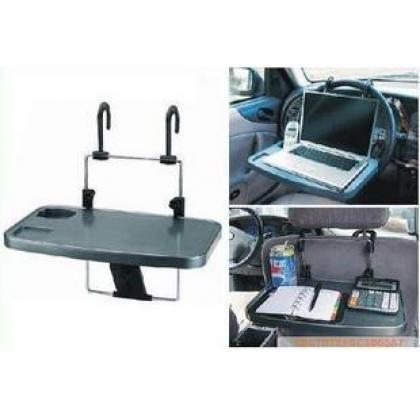 Free shipping Multifunctional car notebook stand car notebook mount car laptop desk dining table(China (Mainland))
