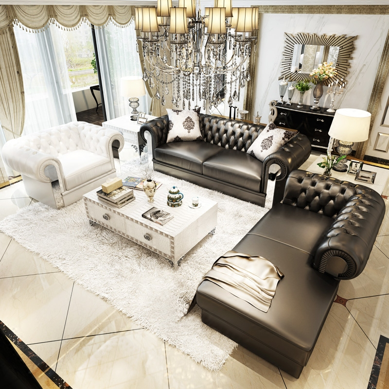 (1+3+lounge /set) 2colors home modern sofa set for big house #CE-103(China (Mainland))