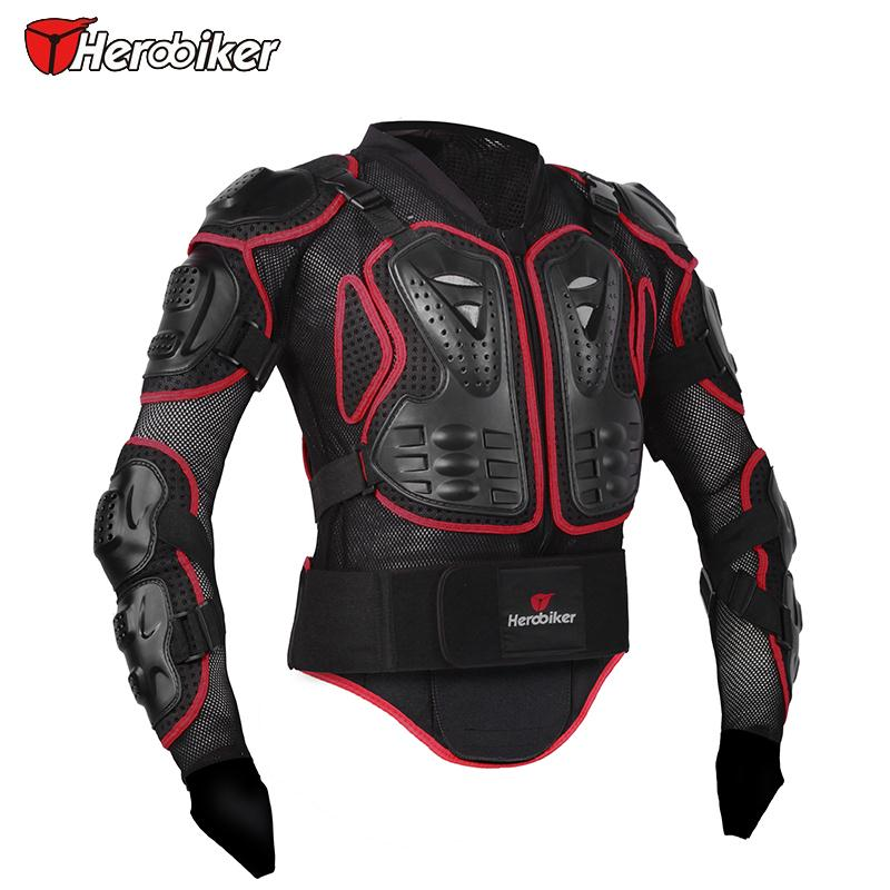 New Motorcycle Full Body Armor Jacket Spine Chest Protection Gear M/L/XL/XXL/XXXL Free Shipping<br><br>Aliexpress