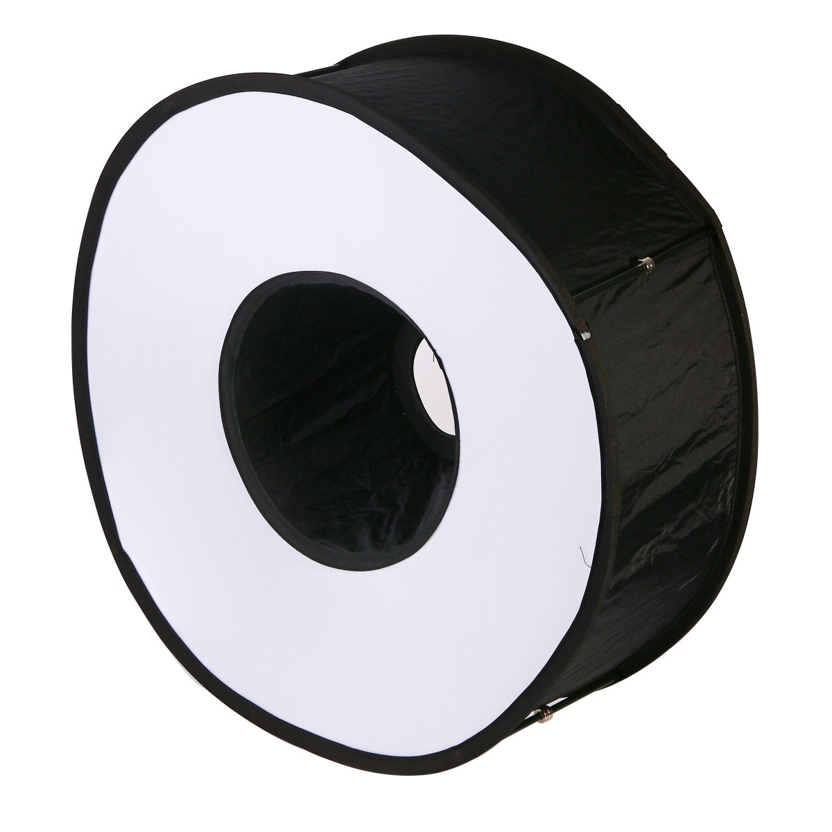 Speedlight Ring Round Flash Diffuser Softbox for Canon