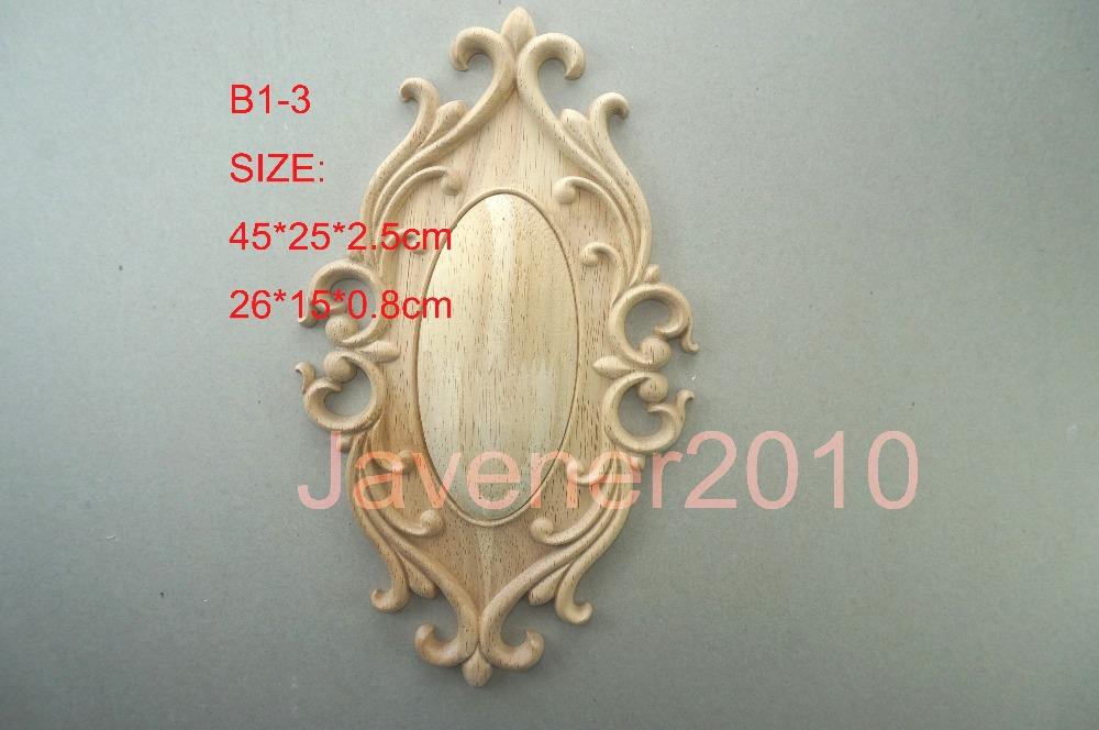 Promoción de tallas madera puerta compra