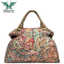 Women Luggage Travel Bags Real Time-limited Soft Denim Daypack New Folk Style Bag 2016 Single Shoulder Handbag Leisure Bag. (China (Mainland))