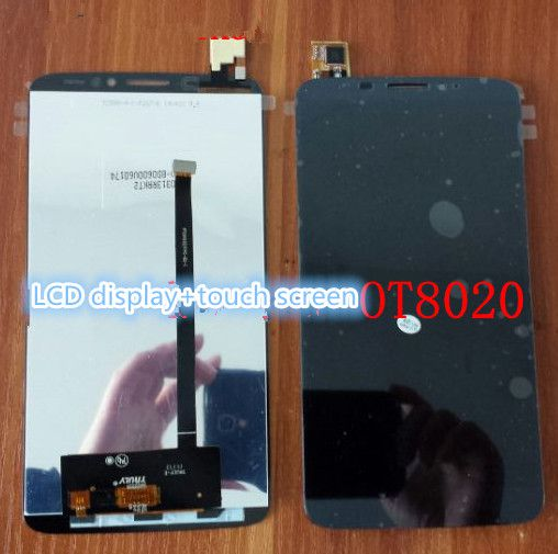 Original for Alcatel One Touch Hero 8020 8020D OT8020 LCD Display with Digitizer Touch Screen Assembly hot selling