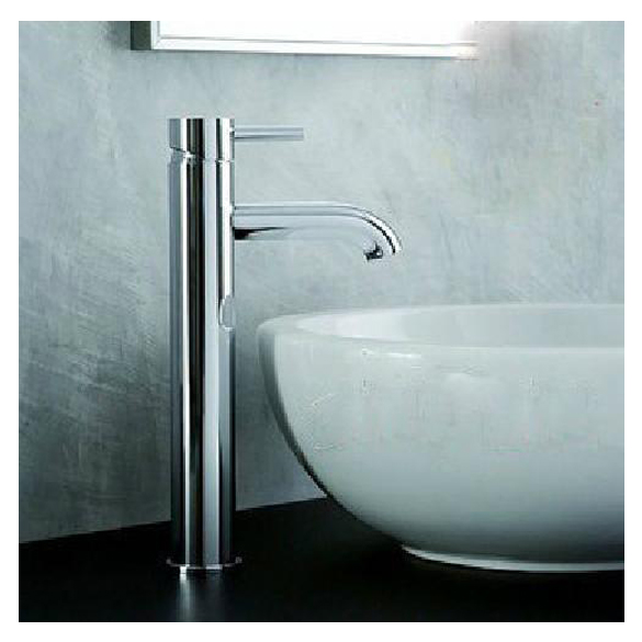 Durable Single Handle Tempere Waterfall Bathroom Basin Tap Vessel Sink Faucet TB Sale(China (Mainland))