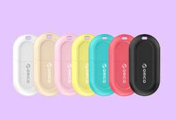 ORICO Hot Sale Mini 2 Port USB Car Charger For Pad/Phone/MP4/PSP – Black / White (UCA-2U)