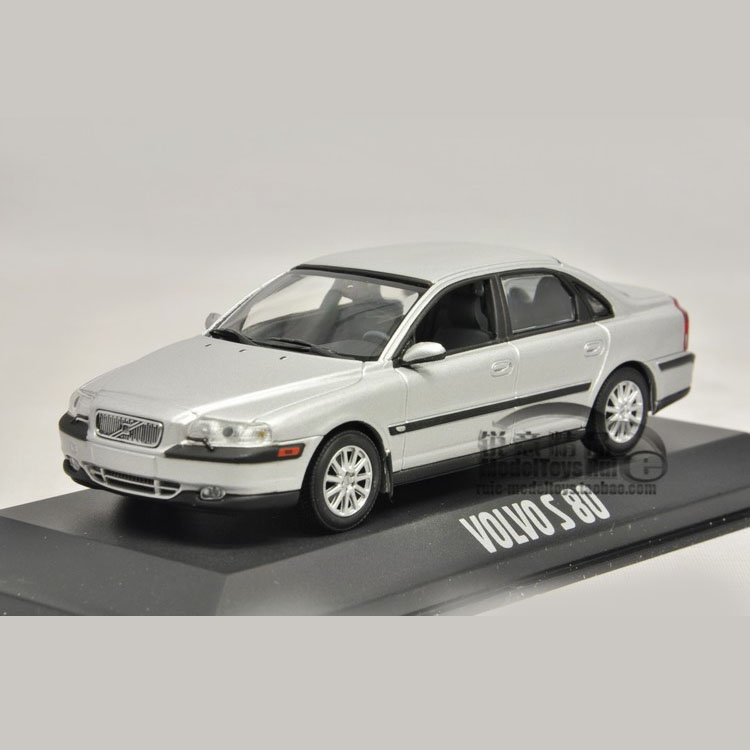 Здесь можно купить  1:43 imported Volvo factory OEM car Volvo Volvo S80 Mini cutting model 1:43 imported Volvo factory OEM car Volvo Volvo S80 Mini cutting model Игрушки и Хобби