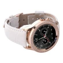 Luxus Smartwatch Unterstützung SIM-Karte Bluetooth Smart-Uhr für iOS Android Apple iPhone Sausung Xiaomi Huawei Watch (China (Festland))