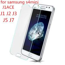 for samsung   Tempered Glass for Samsung Galaxy S4MINI  J1 ACE J1 J2 J3 J5 J7 Alpha Grand Prime Premium Screen Protector Film(China (Mainland))