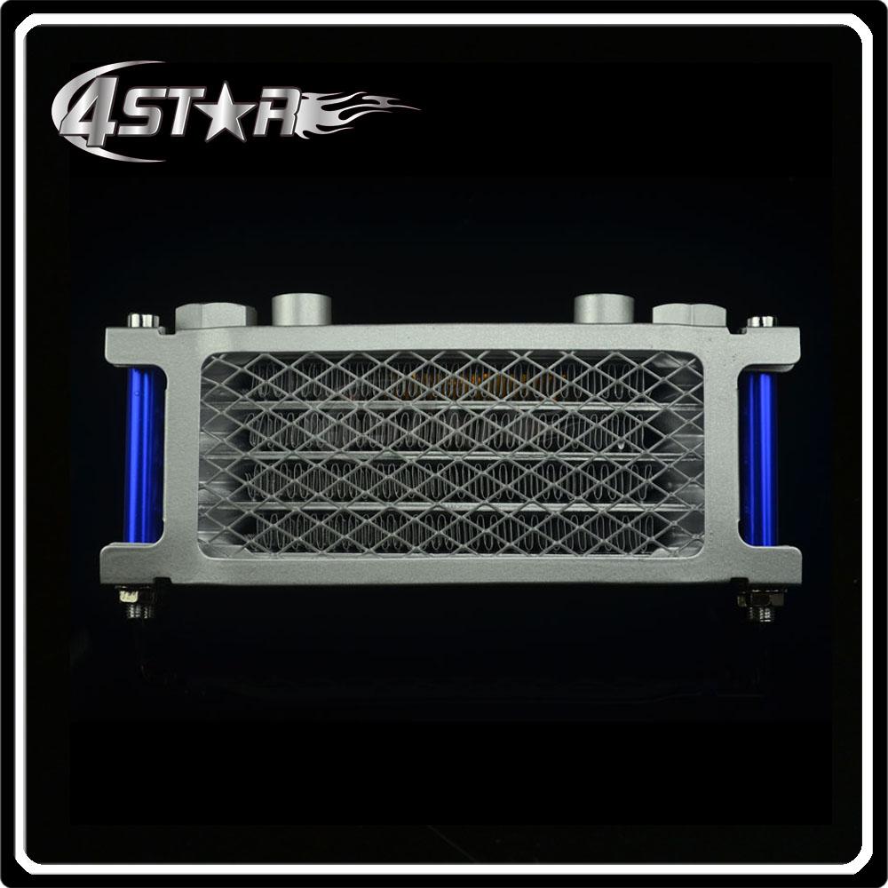 Oil Cooling Cooler Radiator For 125 140 Horizontal Engine Dirt Pit Monkey Bike ATV Motorcycle BOSUER