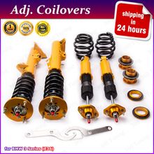 Coilover Shock Absorber Coil Struts for BMW E36 3 Series 318 325 316i 318i 318is 320i 323i 325i 328i M3 Coupe Limo Saloon Estate(China (Mainland))