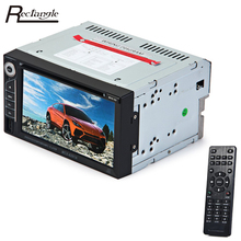 Buy 6201A 2 Din Car DVD Player DIVX/DVD /VCD/CD/USB/Bluetooth 2din Auto Multimedia MP5 Audio Video Player FM Disc Remote Controller for $73.99 in AliExpress store
