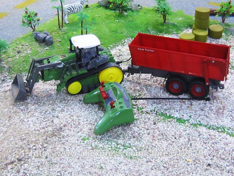 Remote Control Tractor Trailer Trucks : Popular remote control tractor trailer buy cheap