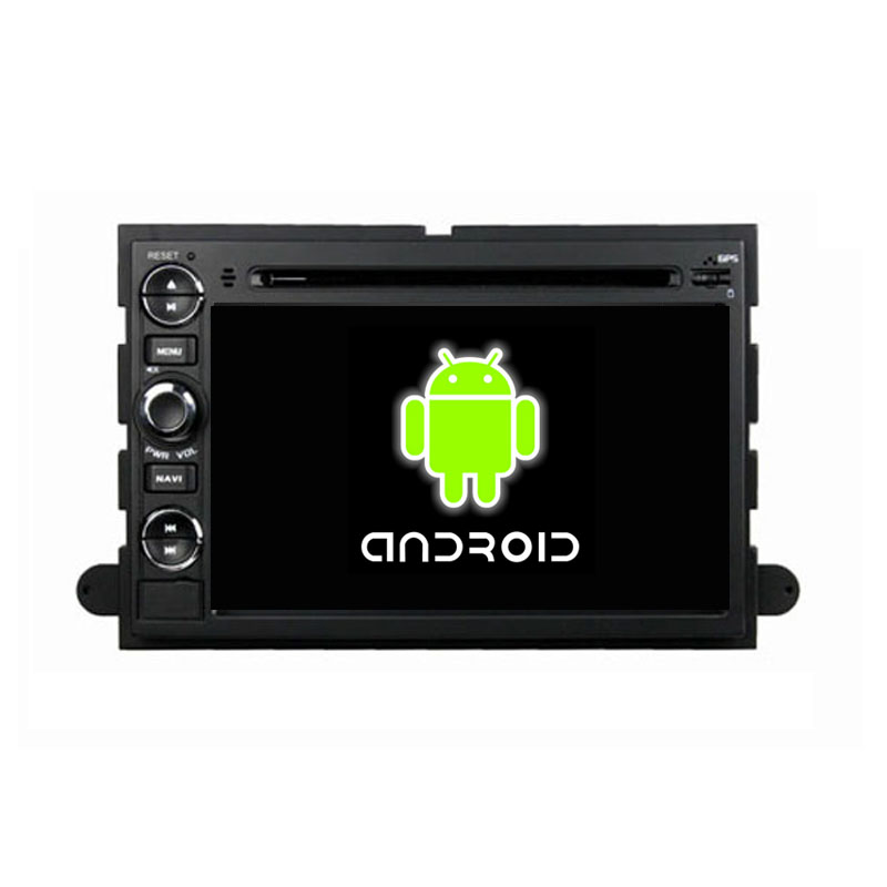 ROM 16G Quad Core1024*600 Android 5.1.1 Fit Ford Fusion Explorer F150 Edge Expedition 2006 - 2008 2009 Car DVD Player GPS Radio(China (Mainland))